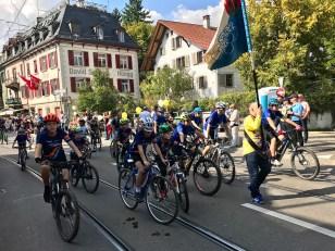 Radfahrer-Verein Höngg - Wümmetfäscht-Umzug 2017.