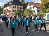 Turnverein Höngg - Wümmetfäscht-Umzug 2017.