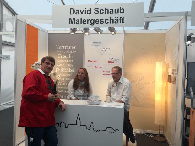 David Schaub Malergeschäft