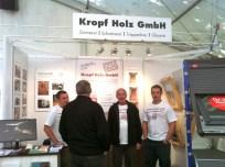 Gewerbeschau 2011 - Kropf Holz GmbH