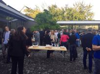 Eröffnungsapero Gewerbeschau und Wümmetfäscht 15