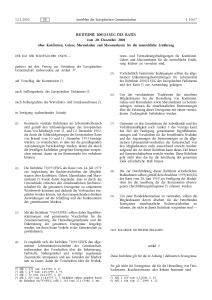 RICHTLINIE  2001/113/EG  DES  RATES