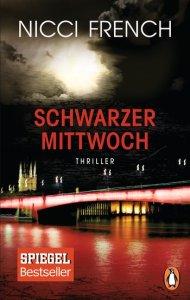 Cover Schwarzer Mittwoch von Nicci French