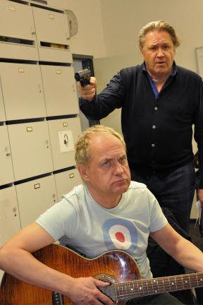 Michael Brandner, Uwe Ochsenknecht; Bild: WDR / Sascha von Donat