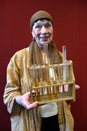Ingeborg Kallweit; Bild: Radio Bremen/Dennis Williamson