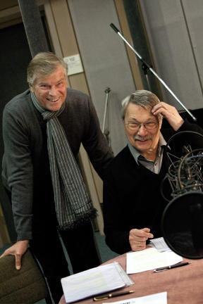 Henning Venske und Jochen Busse in
