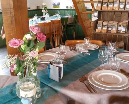 hoestinkhof huwelijks diner