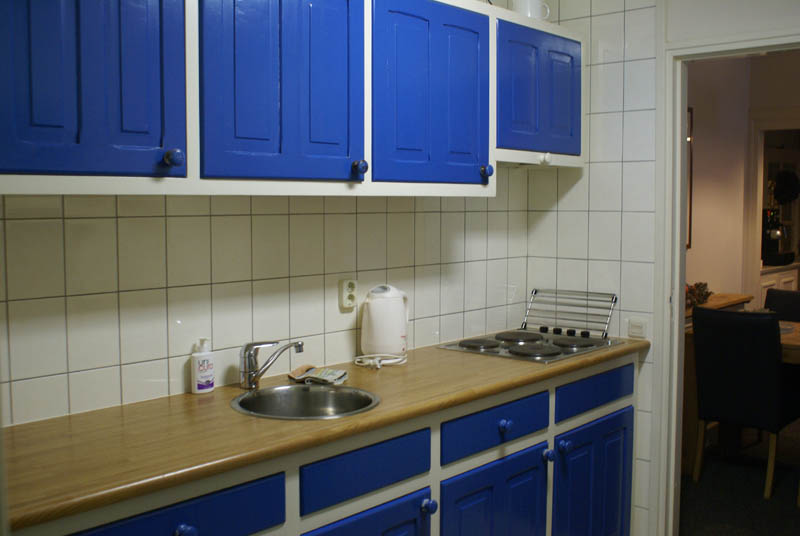 keuken groepsaccommodatie hoestinkhof