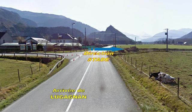 Stade B.O. Ger – Lugagnan