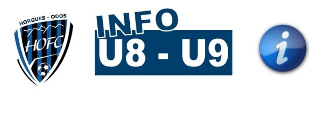 [U8/U9] Liste des éducateurs District 2019/2020