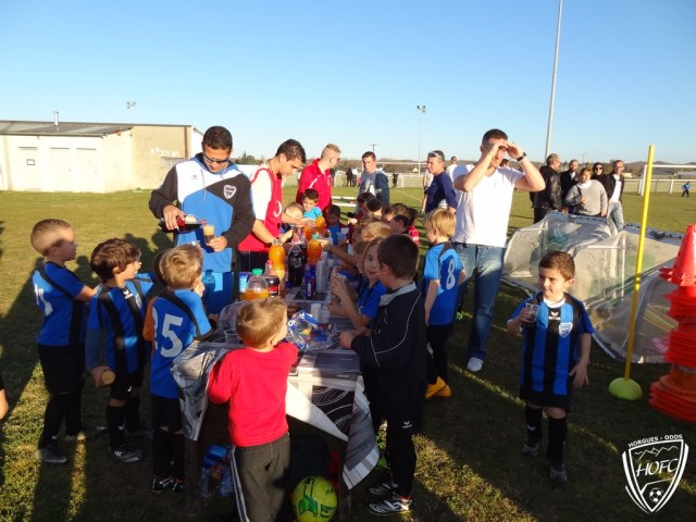 U6-U7 : Festifoot à Horgues en images