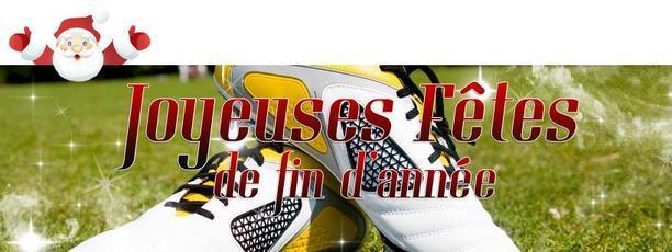 Joyeuses Fêtes !! – HORGUES ODOS FOOTBALL CLUB