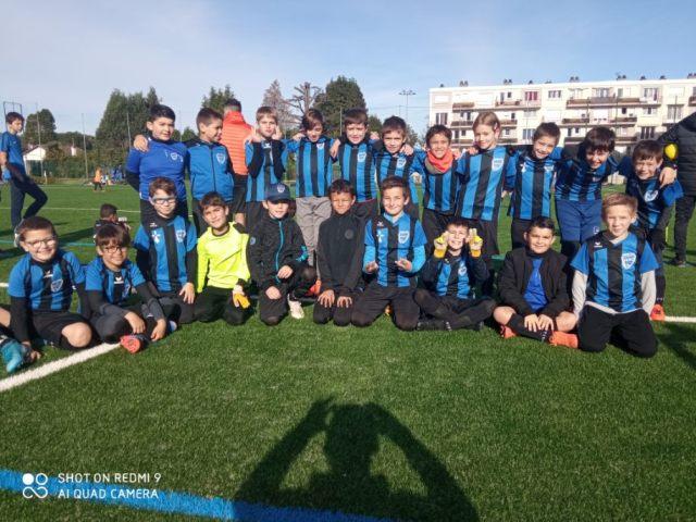 [U10] Les copains au tournoi de Lourdes