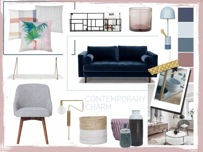 Mood Board 101 Hoffer Furniture