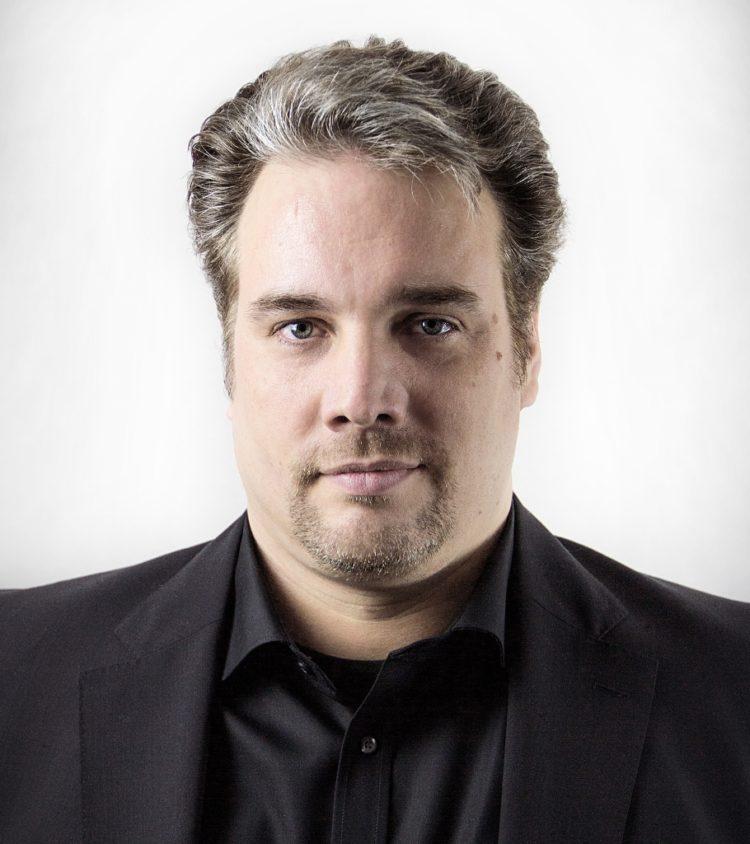 EVENTCAFÉ – heute mit Stefan Evertz, Inhaber von Cortex digital