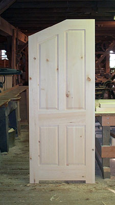 Solid Wood Doors Custom Built Any Size Door At Hoffmeyers