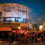 Sfeerfoto van theaterfestival parade rotterdam