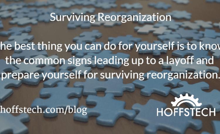 Surviving Reorganization