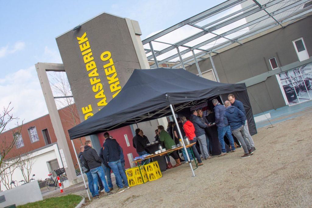 Brainstorm op het Markelose Kaasplein - Dorpsfeest Markelo (Fotostudio Markelo)