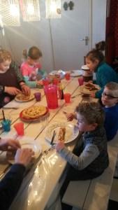 Kinderfeestje-celine-5jaar-1