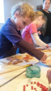 Kinderfeestje-celine-5jaar-3