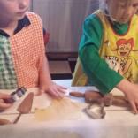 pippi koekjes bakken