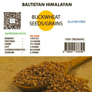 Buckwheat Grains/Seeds