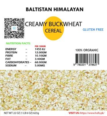 Himalayan Buckwheat Cereal