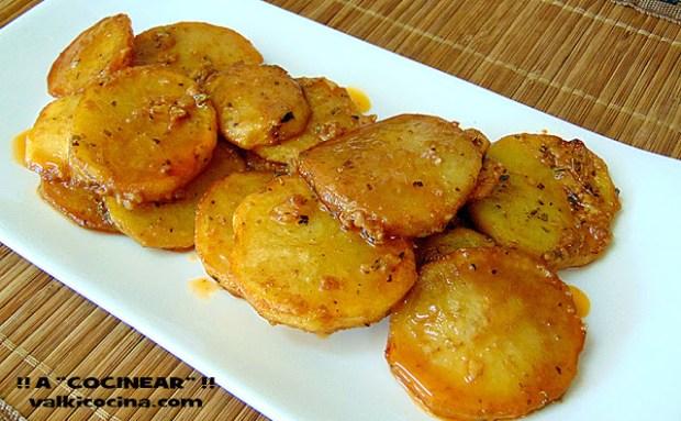patatas en adobillo