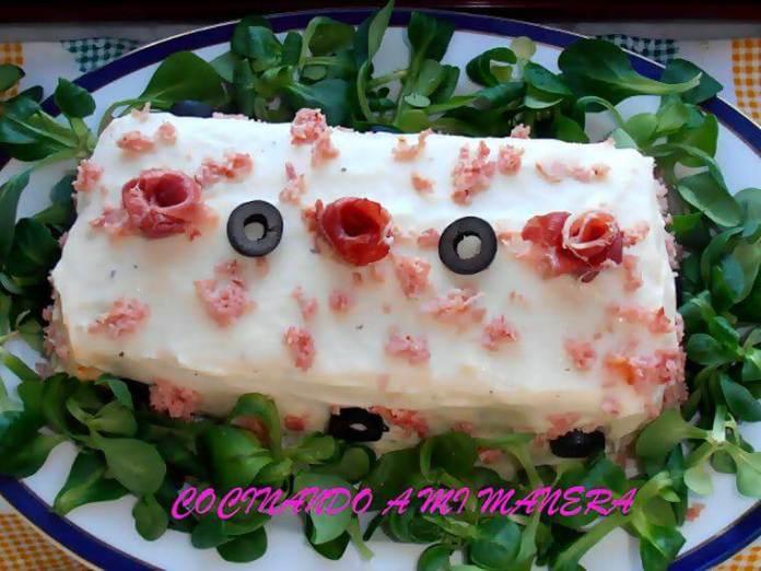 Pastel-de-jamon-serrano-y-queso