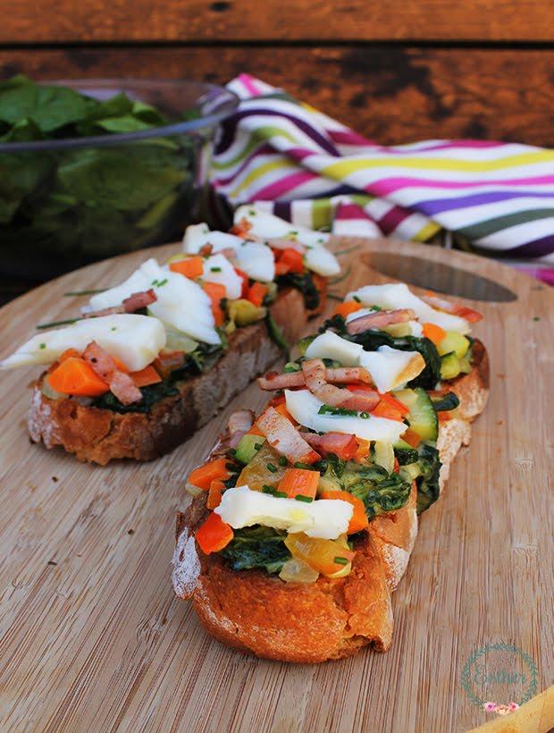 tosta-de-bacalao-y-espinacas-3