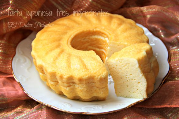 tarta-de-queso-japonesa-eldulcepaladar