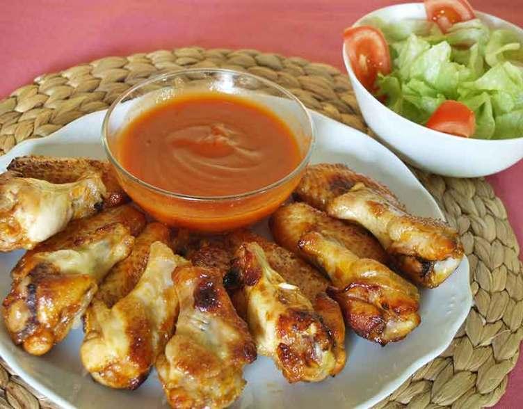 grande-alitas-de-pollo-picantes