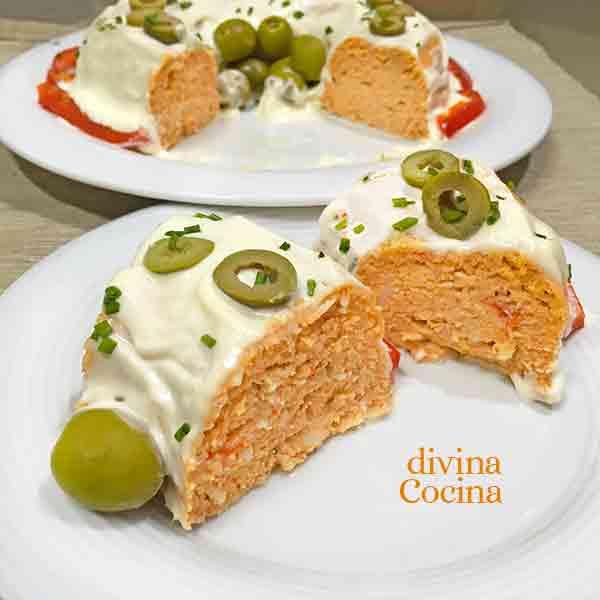 Divina La Cocina | Pastel De Atun En Microondas Hogar Cocina Facil