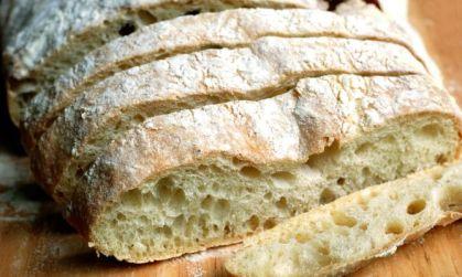 Resultado de imagen de pan de ciabatta receta