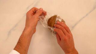 Galletas de jengibre y canela para Navidad - Paso 4