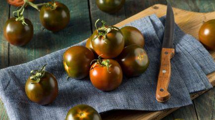 Kumato, ¿conoces las características del tomate negro? - Hogarmania