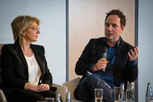 Alexandra Hildebrandt und Arnd Pollmann