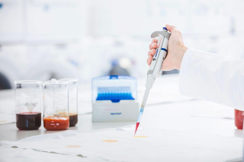 Parameters of Test Results -Washing Powder