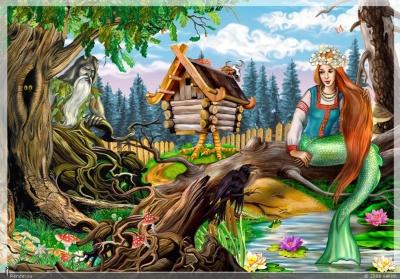 Как Дуримар в Лукоморье ходил- Смешные сказки на новый лад ...