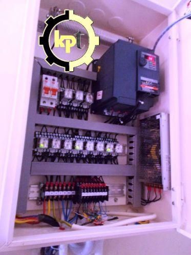 Cargo elevators Traction Hoist Inverter Panel