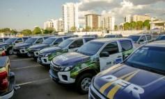 NOVA FROTA: Veículos entregues pelo Governo de Rondônia fortalecem ações desenvolvidas pelo DER
