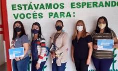 Secretária Municipal de Educação visita escolas para adesão ao programa Busca Ativa Escolar, em Cerejeiras