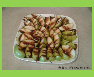 Healthy-ish Apple Nachos