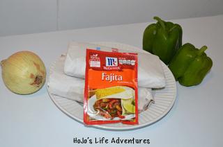 Easy Slow Cooker Fajitas