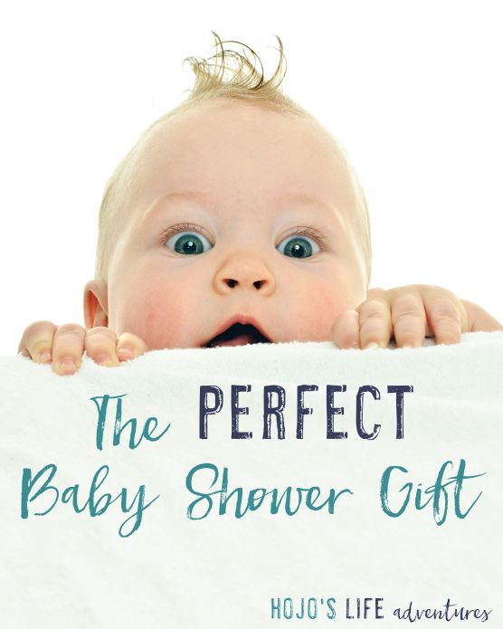 If you're on the lookout for a great baby shower gift, this one is super simple, practical, and won't break the bank. Click through to see exactly what it is! {baby shower gift idea, inexpensive baby shower gift, cheap baby gift}