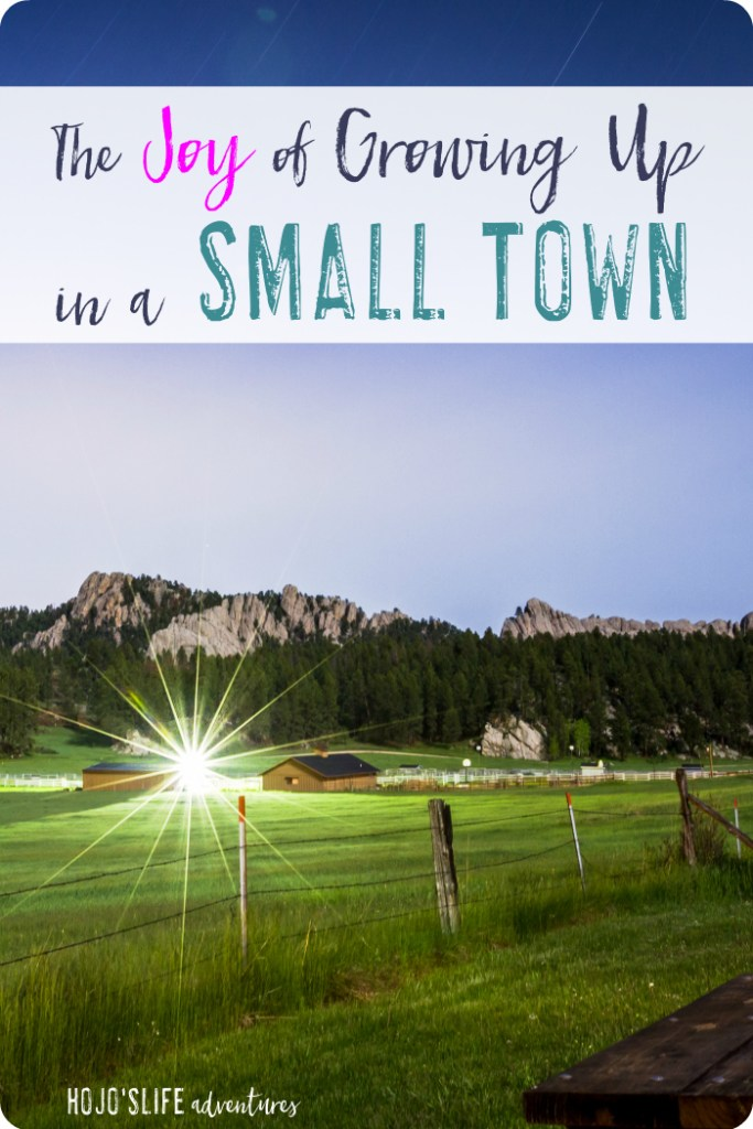 There's just something about growing up in a small town. And then there's the excitement of raising your children in a small town as well. See the seven perks and joys of small town life.