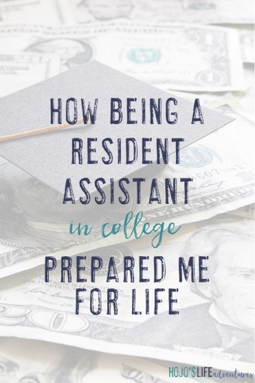 College can be tough! But there are many life lessons to be learned. Here are nine ways that being a Resident Assistant prepared for me life.