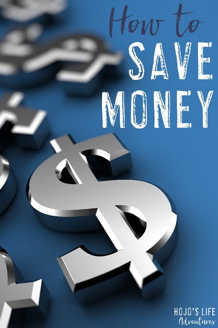 Here are twelve tips and ideas to help you save money when you're living on one income. Start living a more frugal lifestyle today! You'll enjoy living simplistically, paying off debt, and saving money for things you really want and need!