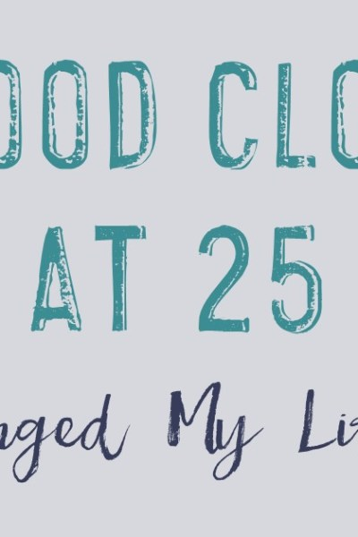 Blood Clots at 25: They Changed My Life Forever